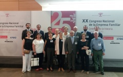 XX Congreso de la Empresa Familiar